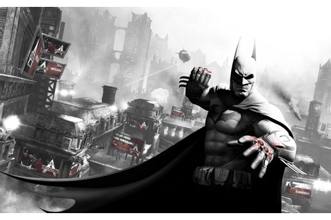 Batman Arkham City Wallpapers HD - Wallpaper Cave
