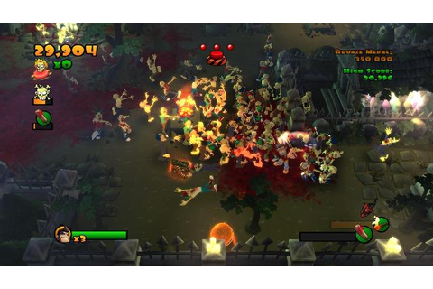 Burn Zombie Burn Free Download Full Game