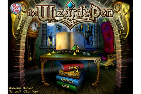 The Wizard's Pen™ on Steam
