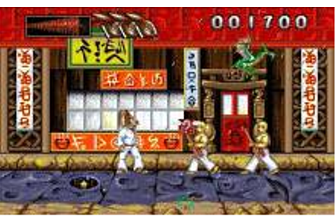 International Ninja Rabbits Download (1991 Arcade action Game)