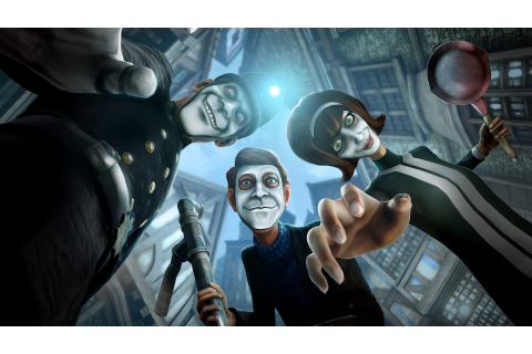 We Happy Few PC review | PCGamesN