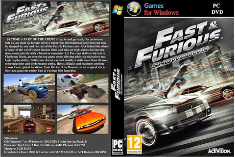 Download Fast and Furious ShowDown Game free Full Version ...