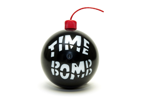 Time Bomb – Board Game Alley | Toy Tales – Todd Coopee