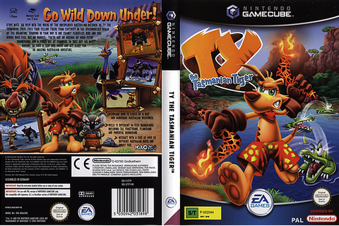 GTYP69 - Ty the Tasmanian Tiger