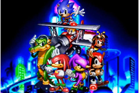 Video Game Review: Knuckles' Chaotix