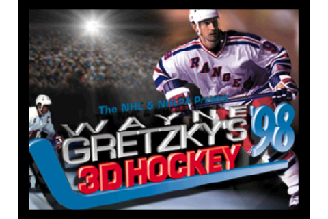 Wayne Gretzky's 3D Hockey '98 Screenshots | GameFabrique
