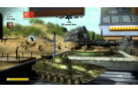 Toy Soldiers: Cold War Evil Empire (DLC) Gameplay - YouTube