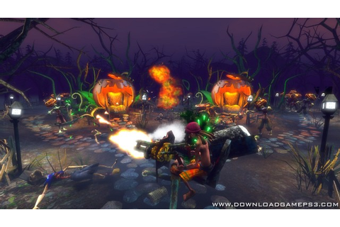 Monster Madness Grave Danger - Download game PS3 PS4 PS2 ...