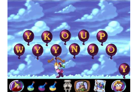 Rayman Activity Centre - The Clown in Love - YouTube