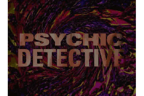 Download Psychic Detective - My Abandonware