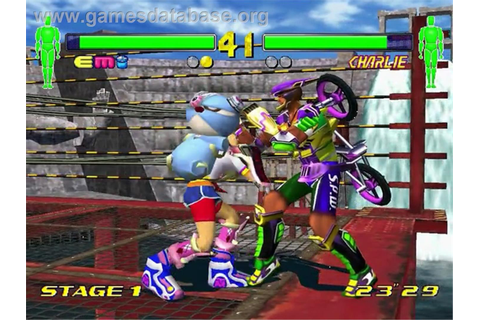 Fighting Vipers 2 - Sega Dreamcast - Games Database
