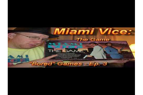 "Review of ""Miami Vice - the Game"" (Board Game Review ..."