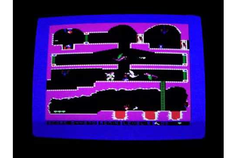 Conan Hall of Volta Game Review (Apple II) - YouTube