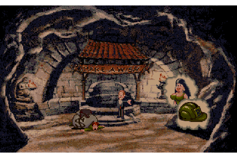 Curse Of Enchantia : The Company - Classic Amiga Games