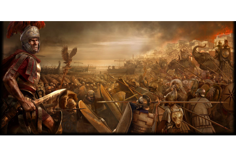 Rome 2 Total War Sega fantasy roman army warrior warriors ...