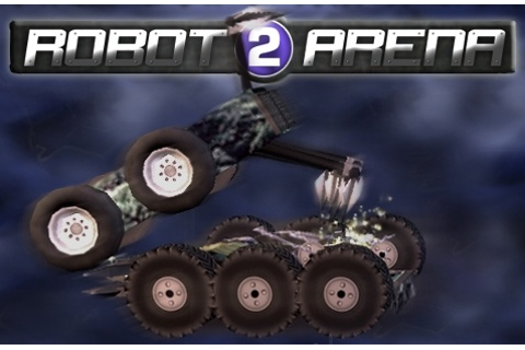 Robot Arena 2: Design and Destroy on Qwant Games