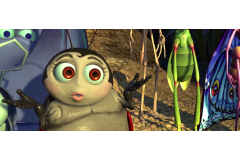 "Francis, character from ""A bug's life"". 