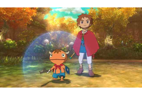 Ni No Kuni: Wrath of the White Witch is an anime that you ...