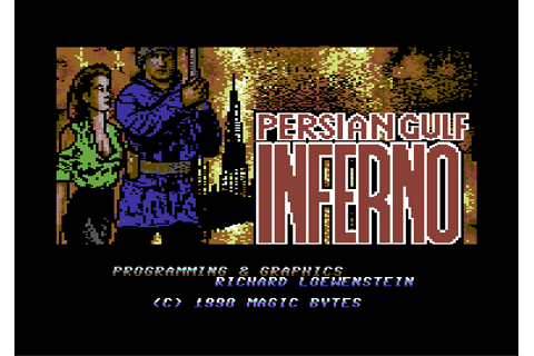 Download Persian Gulf Inferno - My Abandonware