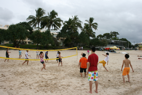 Beach Games & Volleyball – Lexis | Juniors