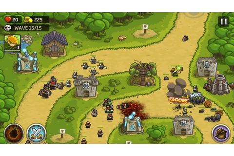 Kingdom Rush MOD APK 3.1 (Gems/Heroes Unlocked) Download