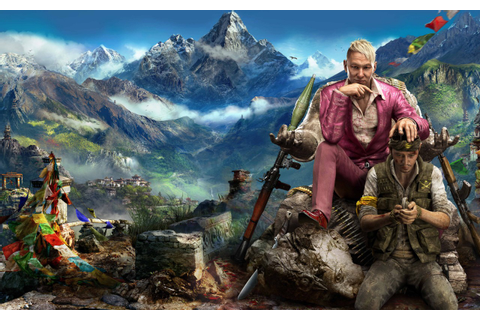 Far Cry 4 New Game Wallpapers | HD Wallpapers | ID #13589