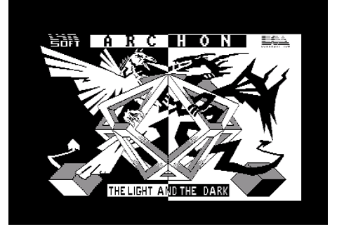 Download Archon: The Light and the Dark - My Abandonware