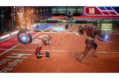 Disc Jam Review: Come On And Slam