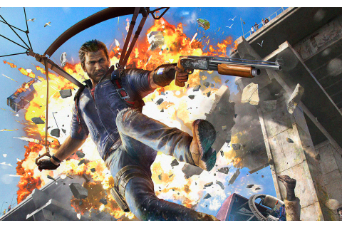 Just Cause 3 Game Wallpapers | HD Wallpapers | ID #16457