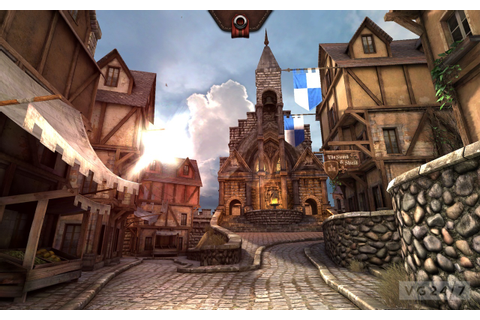 Epic Citadel now available on Android - VG247