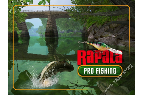 Rapala Pro Fishing - Download Free Full Games | Arcade ...