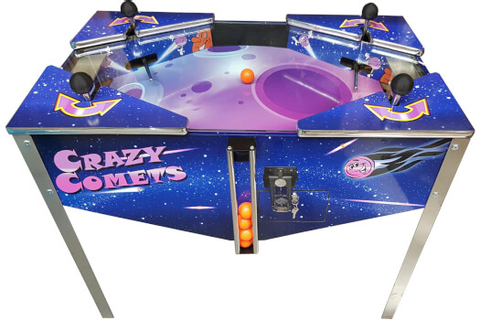 Crazy Comets Table Game | Liberty Games