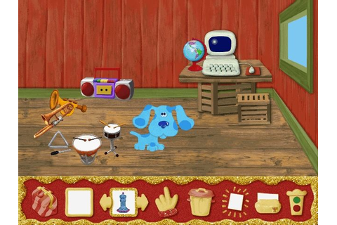 Blue's Treasure Hunt Screenshots for Windows - MobyGames