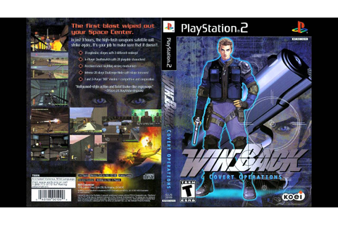 WinBack: Covert Operations - Office Low Health Theme (PS2 ...