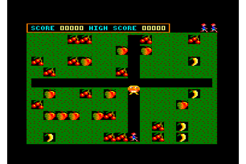 Fruity Frank (1984)(Kuma Computers) - ROMs Amstrad CPC ...