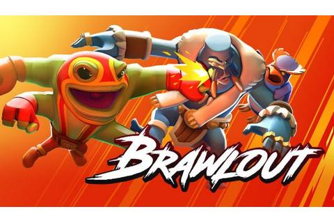 Brawlout Free Download PC Games | ZonaSoft