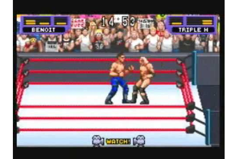 WWF Road To Wrestlemania(Nintendo Gameboy Advance ...