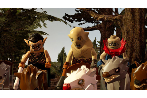 LEGO The Hobbit - Xbox One Review | Chalgyr's Game Room
