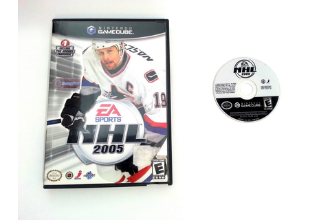NHL 2005 game for Gamecube | The Game Guy