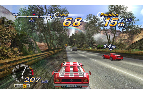 Outrun 2006 Coast 2 Coast Game Free Download ~ SURVEY BYPASSER