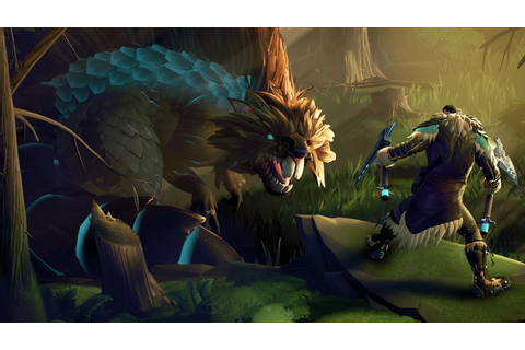 Dauntless launches on the Epic Games Store, cross-platform ...