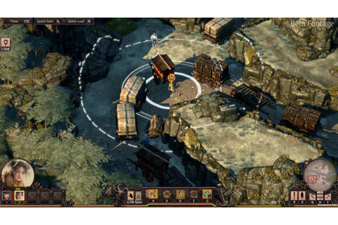 Shadow Tactics: Blades of the Shogun - E3 Beta Developer ...