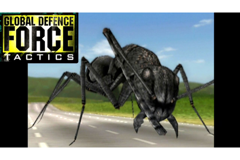 Global Defence Force Tactics ... (PS2) - YouTube