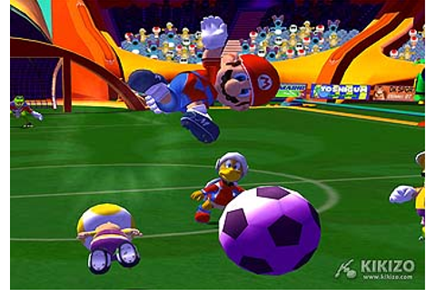 Kikizo | News: Mario Scores New Football Game - Details ...