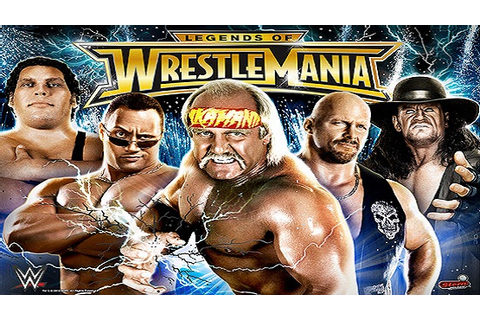 WWE Legends of WrestleMania Game Free Download - GAMES AND ...