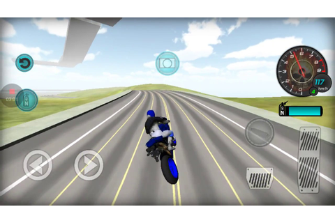 FAST MOTOR CYCLE DRIVER 3D - Motor Bike Racing Games ...