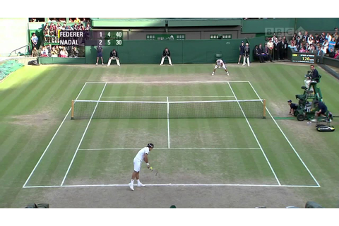 Federer vs Nadal Wimbledon 2008 Highlights [HQ] - YouTube