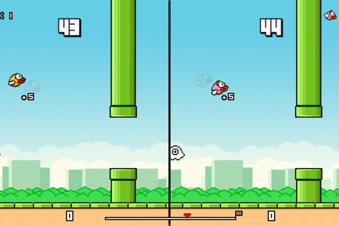 Flappy Bird is back, and now you can play with friends (if ...