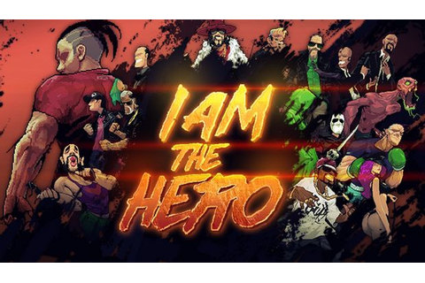 I Am The Hero Free Download PC Games | ZonaSoft
