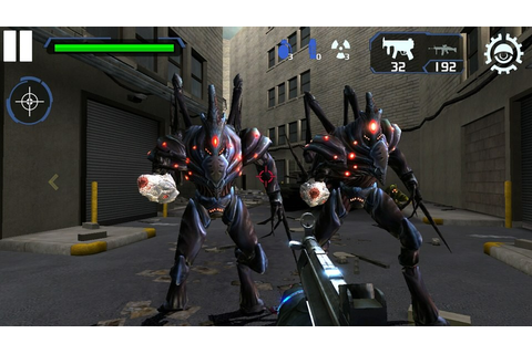 Former Wii Exclusive The Conduit Is Coming To Android – My ...